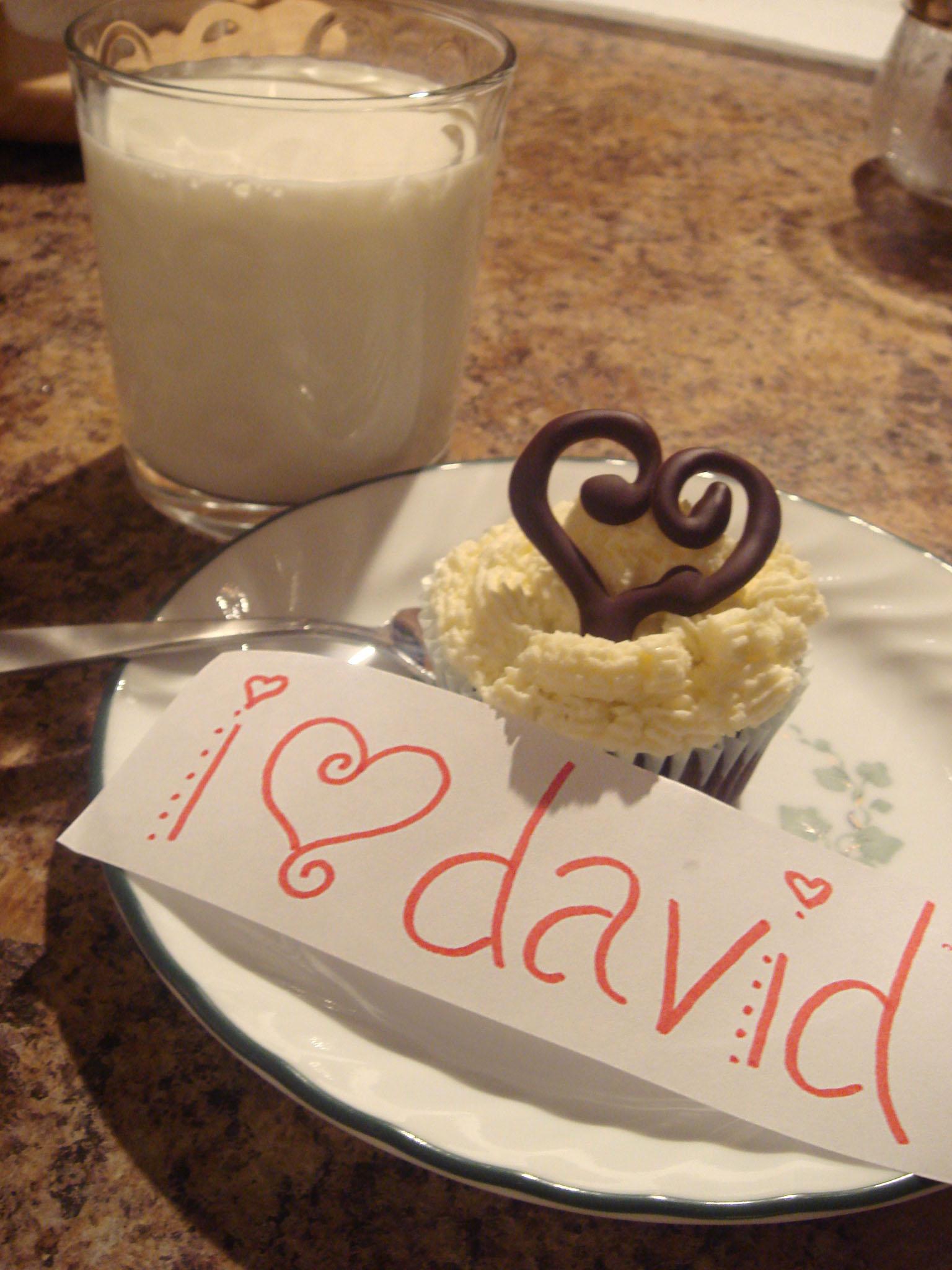 cupcake o' love